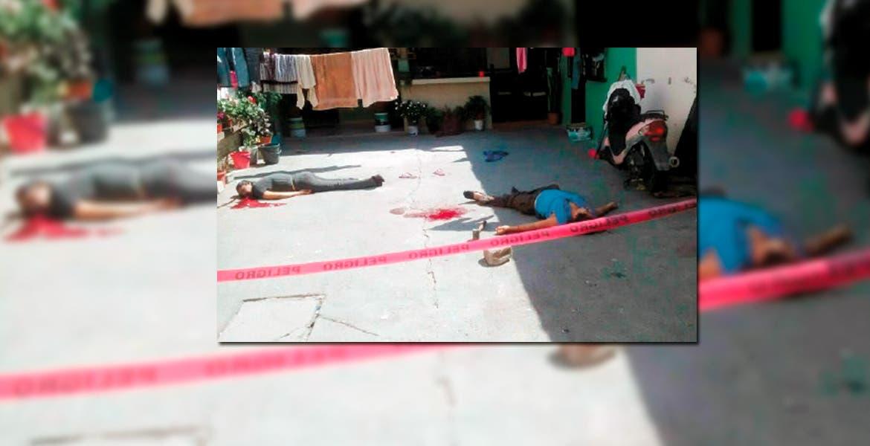El homicidio. Malina y Sandra Muñoz Alvarez fueron asesinadas a balazos por su cuñado, tras discutir por una herencia.