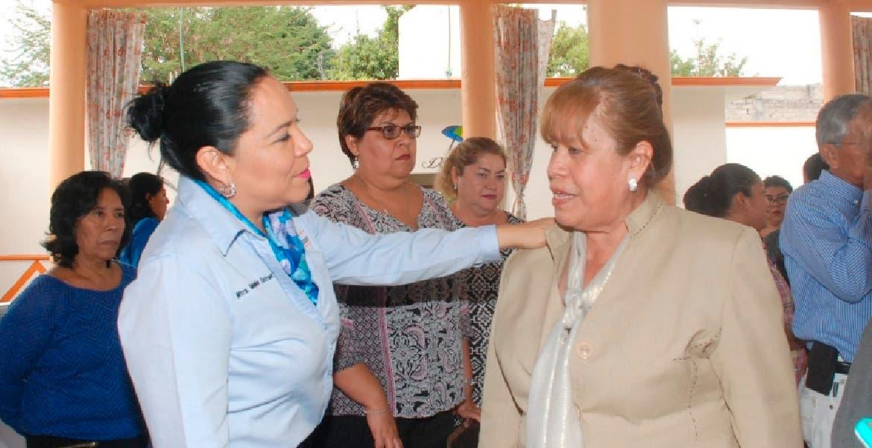jRecorridos. La secretaria general de la Sección 19 del SNTE, Gabriela Bañón Estrada, realiza visitas semanales a los planteles del estado.