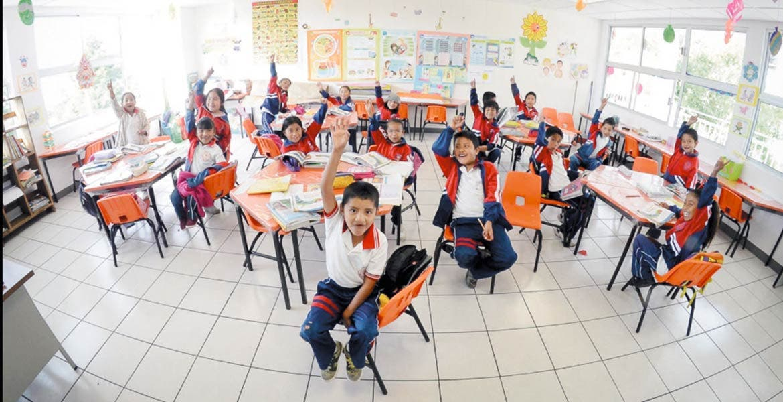 Periodo. Desde mañana hasta el día 14 de marzo, los padres de familia podrán inscribir a sus hijos para los niveles preescolar, primaria y secundaria.