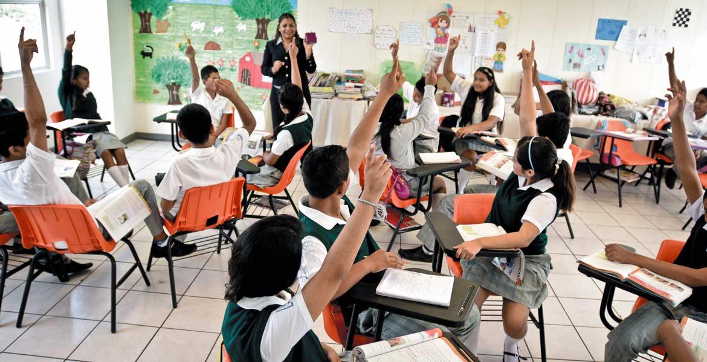 Esquema. Las Escuelas de Tiempo Completo de Morelos cuentan con un área de Comunicación que es pionera a nivel nacional.