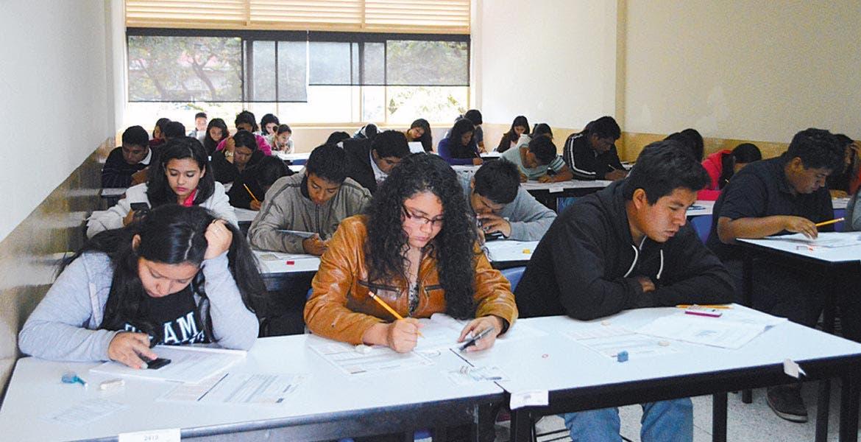 Iniciativa. Es el segundo año en que se pone en marcha el programa, con el objetivo de que ningún estudiante se quede sin un lugar en las universidades de la entidad