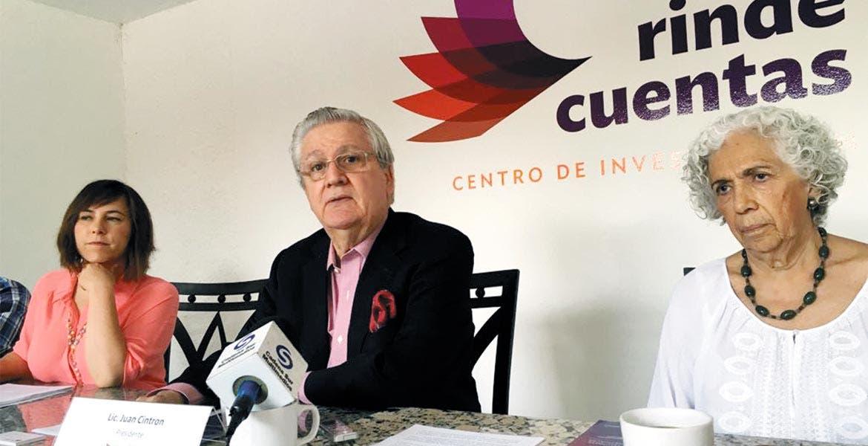 Conclusión. El grupo Morelos Rinde Cuentas aseguró que sólo 48 por ciento de los órganos de participación ciudadana son reales.