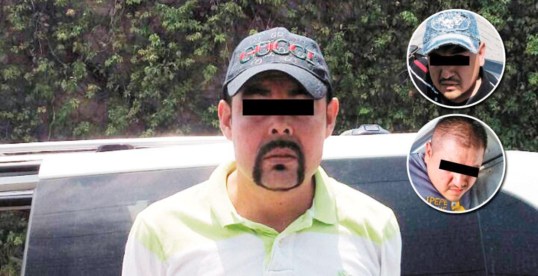 Ladrones. Fernando Ronces, Guadalupe Orihuela, y Rogelio, fueron detenidos al hacerse pasar por empleados de CFE para robar un vehículo.
