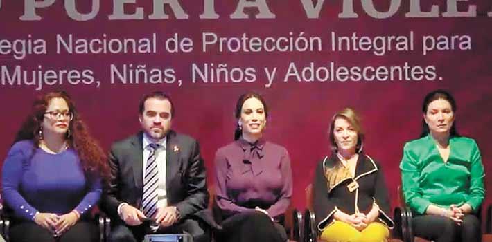 Suma DIF a estrategia para protección de niñas, niños y adolescentes