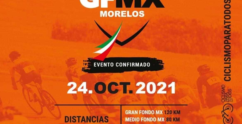 Incumple gestiones de seguridad Gran Fondo MX en Morelos