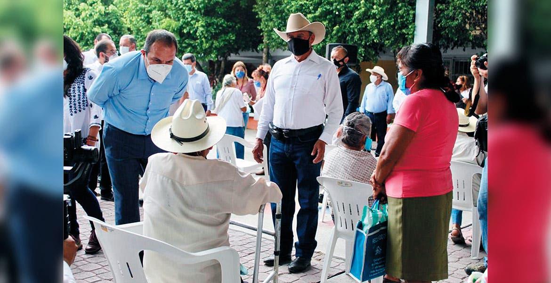 Destinan $786 millones para apoyar a abuelitos en Morelos