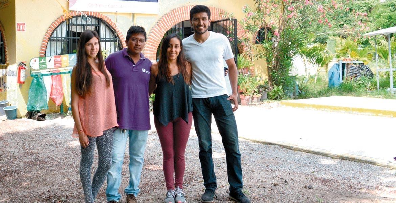 Intercambio. Jóvenes aprovechan la oportunidad para estudiar en otros países.