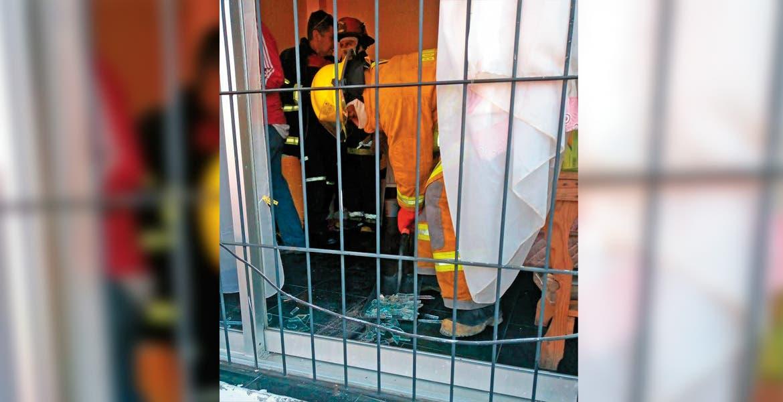 Explota gas acumulado en Cuernavaca