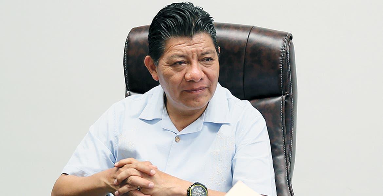 Llamado. El secretario de Gobierno exhortó a los ayuntamientos a colaborar en la prevención de riesgos.