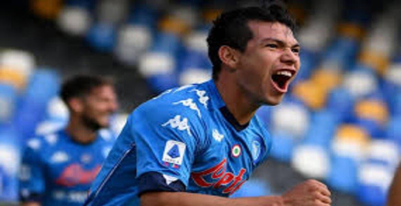 'Chucky'  Lozano llegó a cuatro goles en la presente temporada