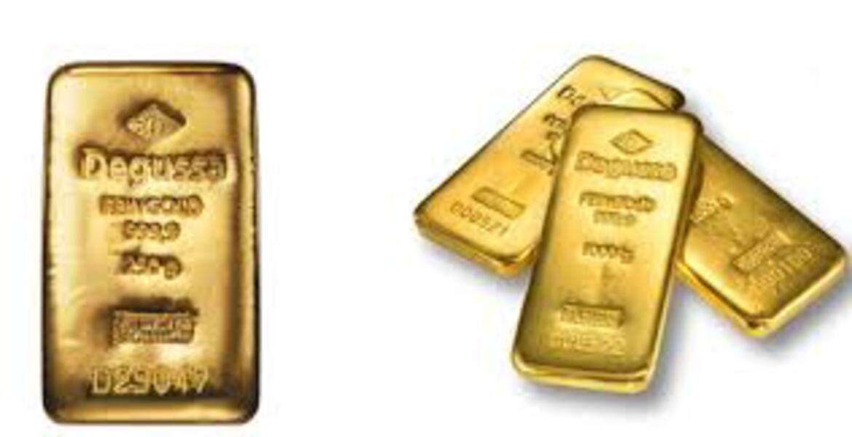 Encuentran lingotes de oro en casa de su abuela ya fallecida