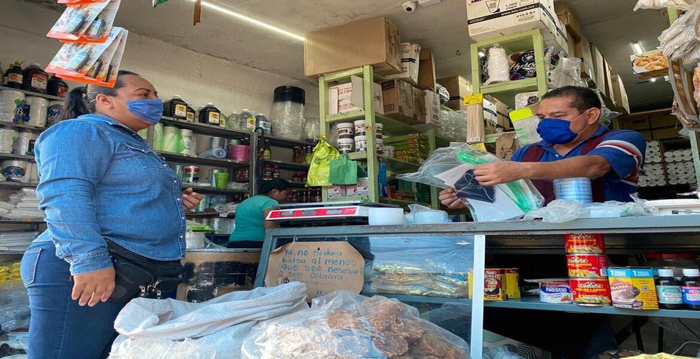 Entreganmascarillas de protección y protocolos de seguridad sanitaria en Temixco