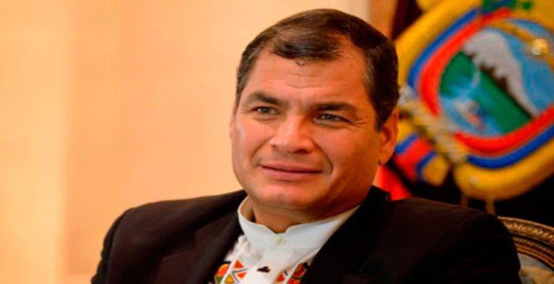 Expresidente de Ecuador,Rafael Correa, es condenado a 8 años de cárcel