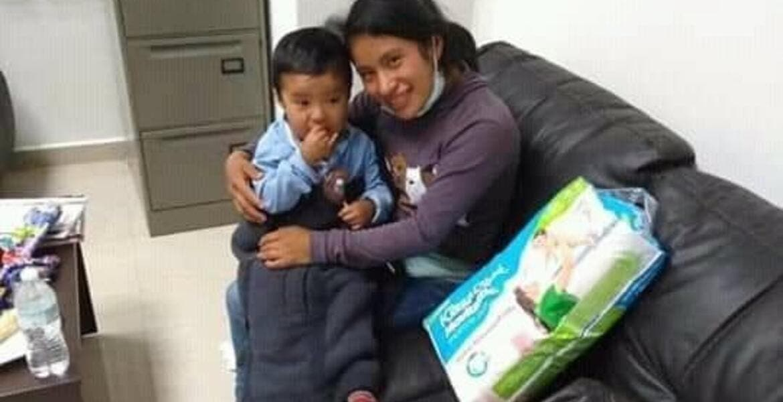 Tras 44 días desaparecido, recuperan a niño Dylan en Chiapas