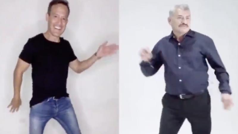 El Matador intenta bailar como El Lobo Vazquez