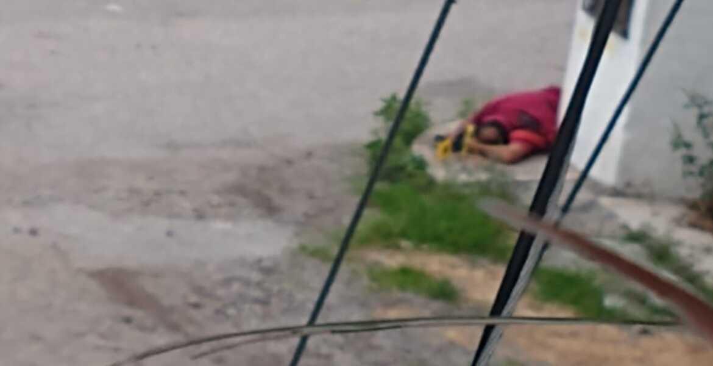 Asesinan de 3 balazos a un sujeto en Emiliano Zapata