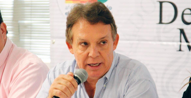 Jorge Meade Ocaranza, delegado de la Sedesol.