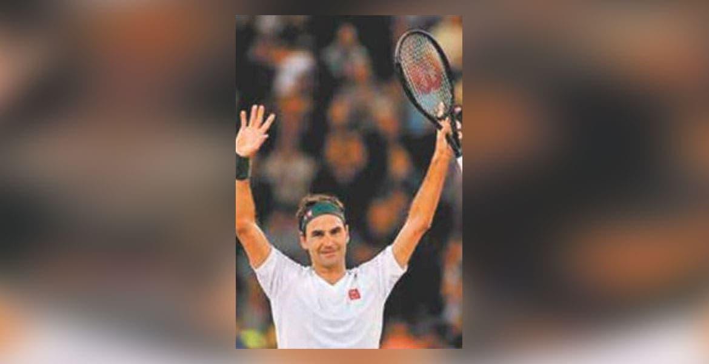 Roger Federer: ganó 106 millones de dólares en el último año.