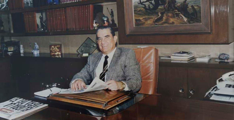 Recuerdan legado de don Federico Bracamontes Baz, fundador de Diario de Morelos