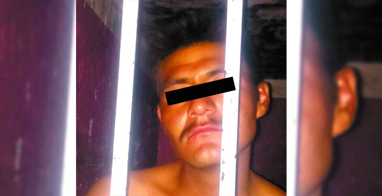 Agresor. Félix López Mariano fue detenido por un homicidio.