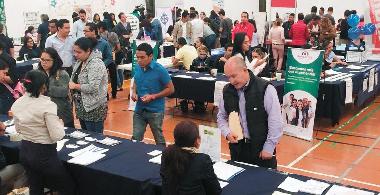 Realizan primera Feria de Empleo 2018