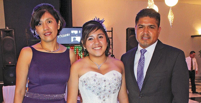 Miriam Hernández, Gabriela y José Zetina