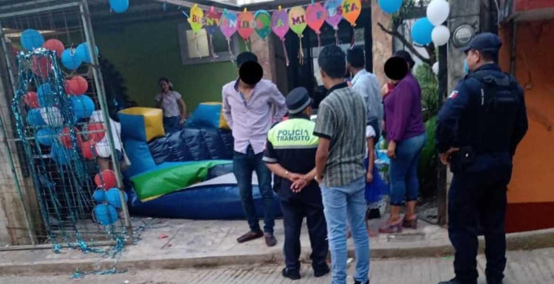 ¿Hicieron fiesta durante el COVID-19 en Cuernavaca? Te decimos cómo denunciar