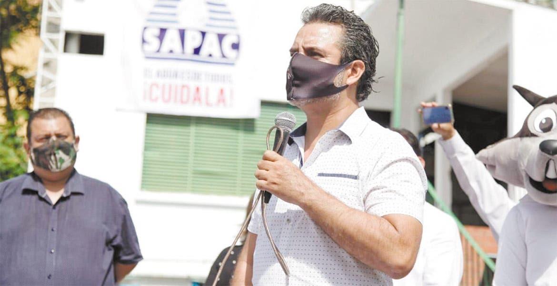 Se reúne alcalde de Cuernavaca con CFE para atender cortes en pozos de agua
