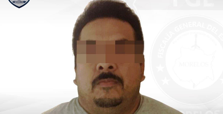 Sujeto que violó a su propia hija pasará 30 años en la cárcel, en Morelos