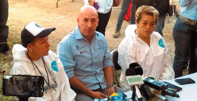Javier Pérez Durón, titular de la FGE.
