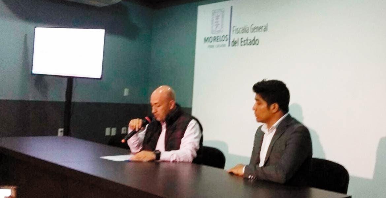 Conferencia. Javier Pérez Durón dijo que la ubicación es derivada de las recientes detenciones de integrantes de Los Rojos.