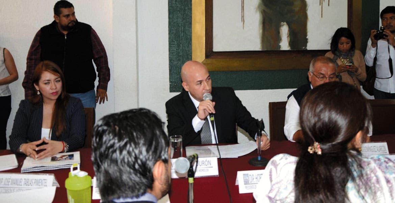 Cuatro meses. En enero, el fiscal Javier Pérez compareció ante legisladores.