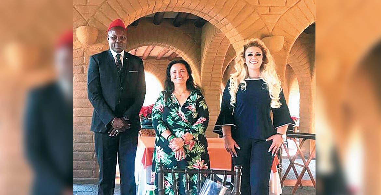 Fomenta Morelos intercambio comercial con otros países