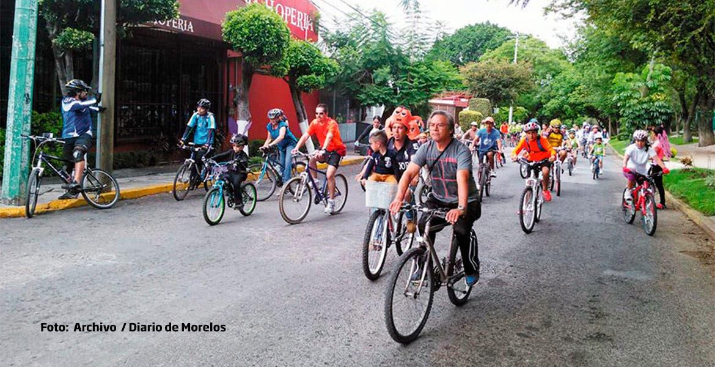 Plantean apoyar uso de bicicleta