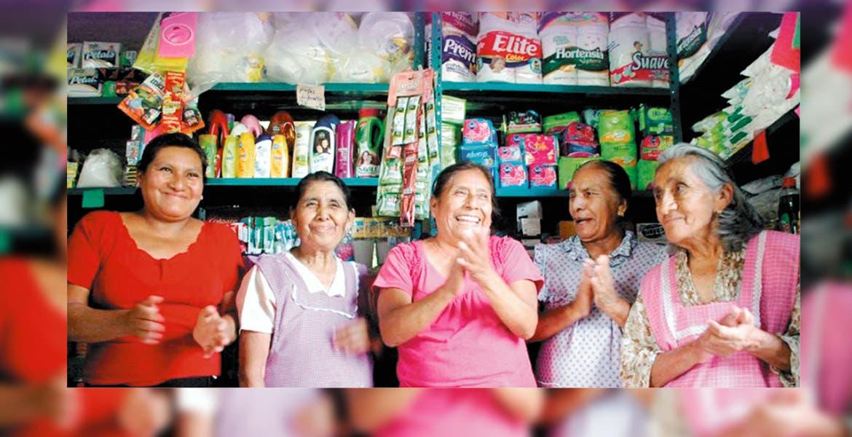 Independencia económica. El objetivo del programa es que las mujeres obtengan los medios económicos para sostener a sus familias.