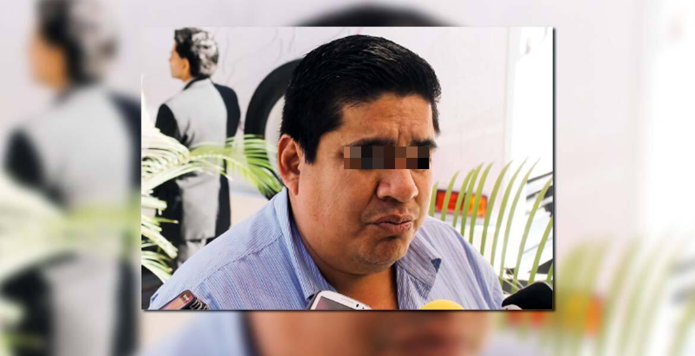 Detienen a ex alcalde de Zacatepec, Francisco Salinas Sánchez