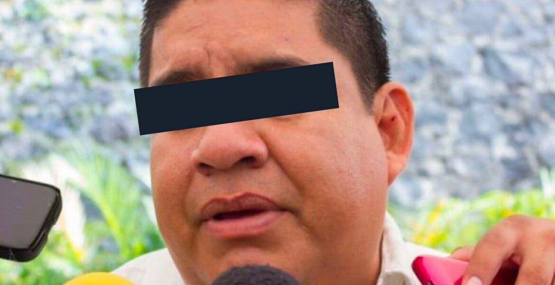 "Por 50 mil pesos ""sueltan"" a ex alcalde de Zacatepec; enfrentará proceso en libertad"
