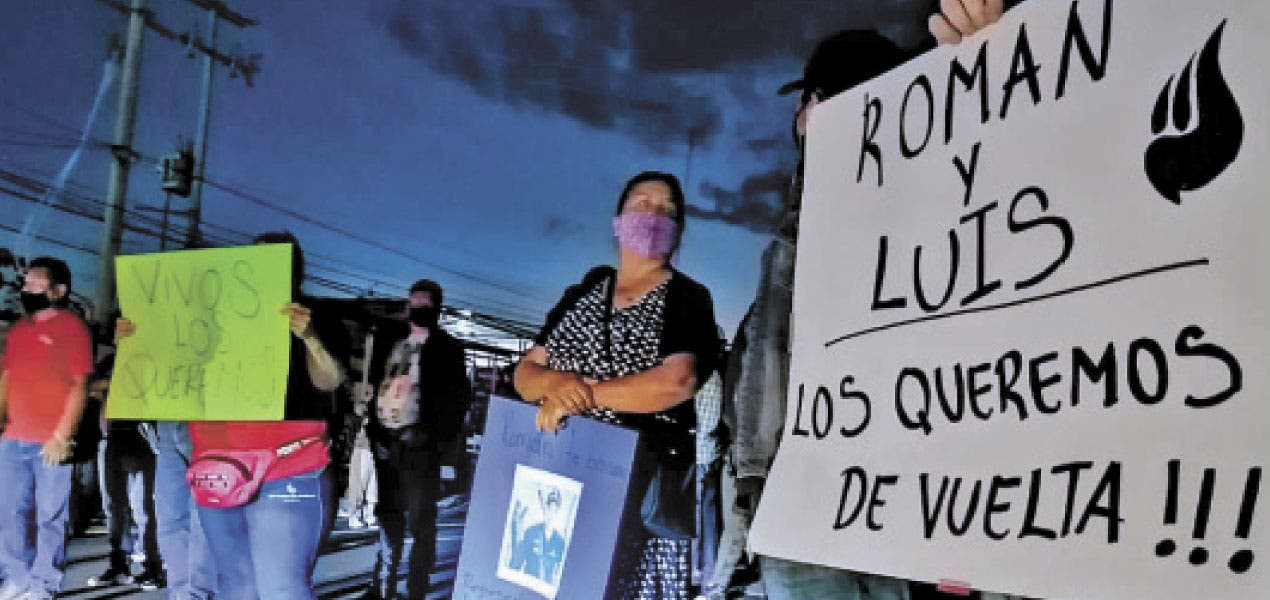 Confirman fuga de policías tras desaparición de 2 personas en Yautepec
