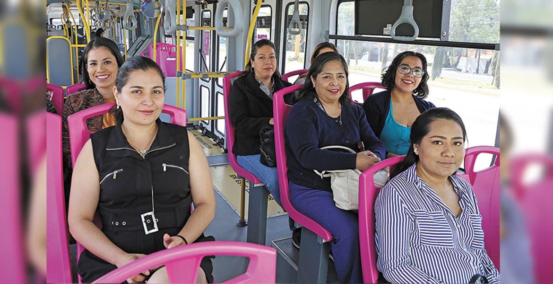 Garantizan seguridad a mujeres en transporte público de Cuernavaca