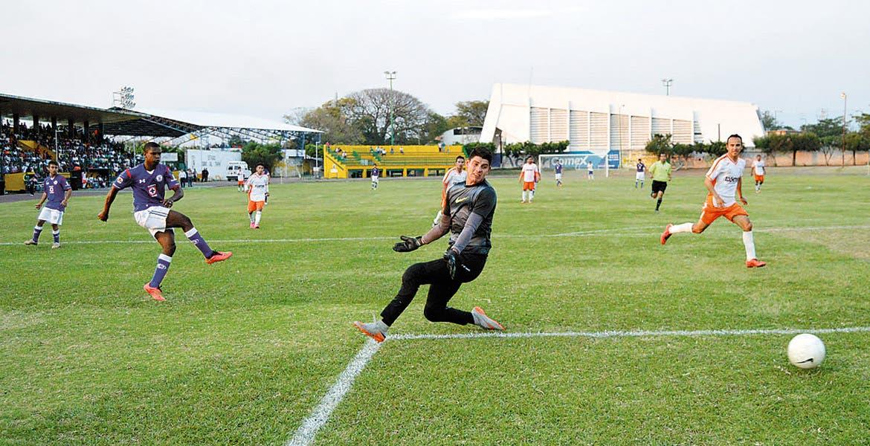 Favoritos. Colonia Zapata de Cuautla se encamina al campeonato.