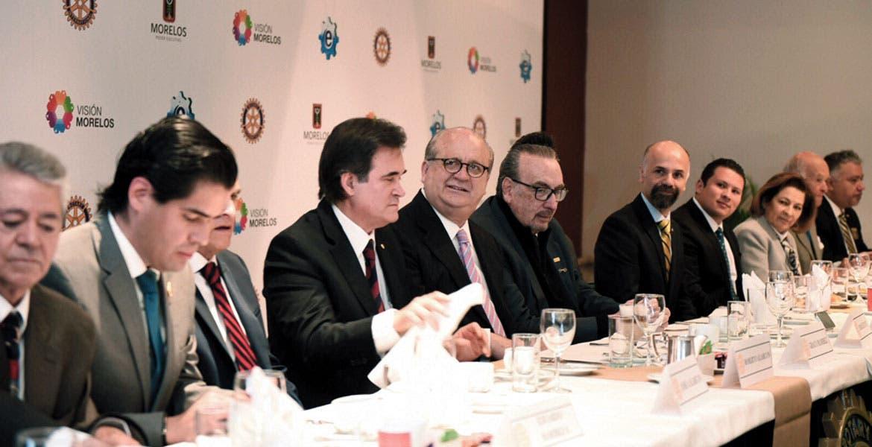 Evento. Graco Ramírez señaló que gracias al modelo de Mando Únido y a la UECS en Morelos no se pagan rescates en los secuestros.