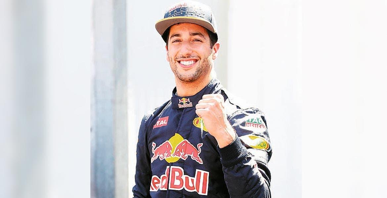 Ricciardo. El australiano obtiene la 'Pole'.