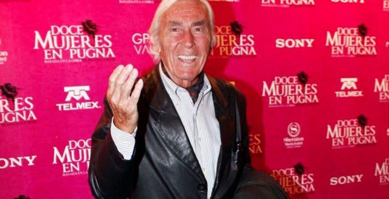 Fallece a los 93 años el actor Guillermo Murray