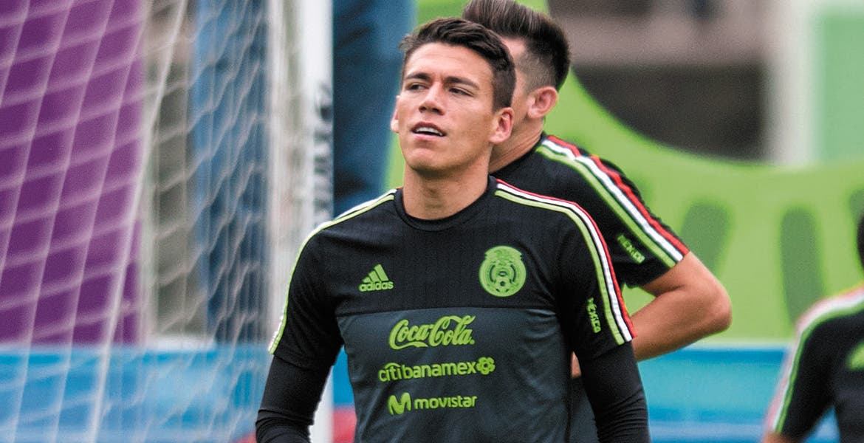 México inicia con empate su andar en Confederaciones