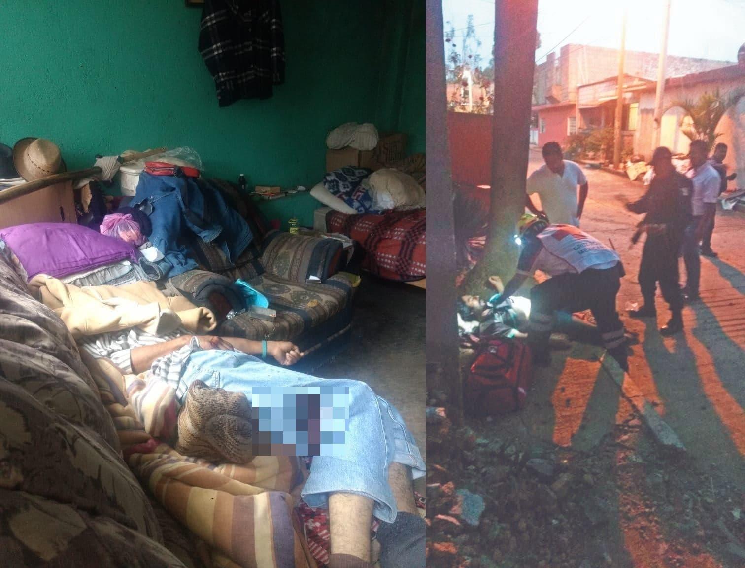 Matan a balazos a supuesto vendedor de droga en Cuernavaca