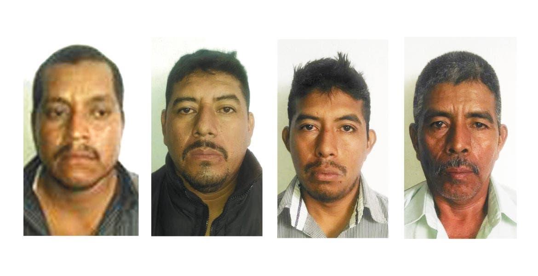 Penalidad. Treinta y dos años recibieron como sentencia 'Los Marcelinos' por el crimen de Gustavo Salgado.