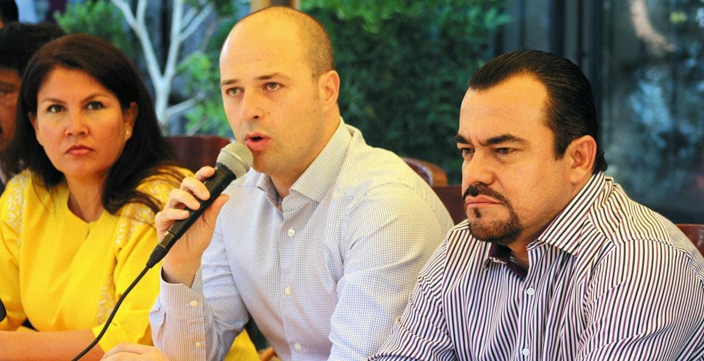 Por definir. Una posible alianza con el PAN estará sujeta a las negociaciones a nivel nacional, dijo Gayosso.