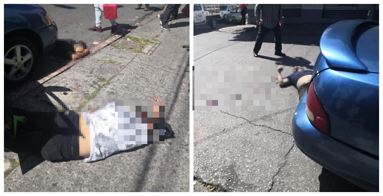 Matan a 3 hombres a balazos en avenida Morelos Norte, de Cuernavaca