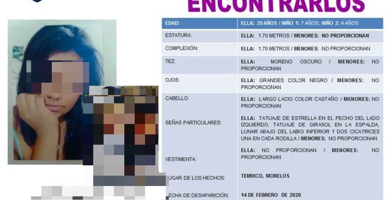 """Buscan a joven de Morelos desaparecida; en Facebook dice: """"Dejen de preocuparse"""""""