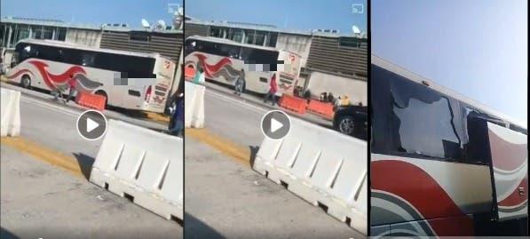 """Recrudecen las agresiones de """"normalistas"""" en casetas de Morelos"""